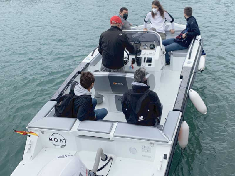 sacarse licencia navegacion malaga
