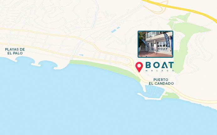 alquiler de barco bma x199 malaga